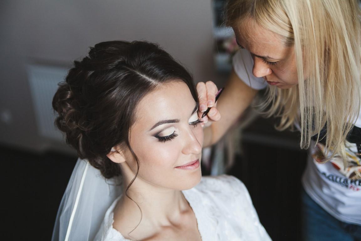 фото на свадьбу макияж невесте