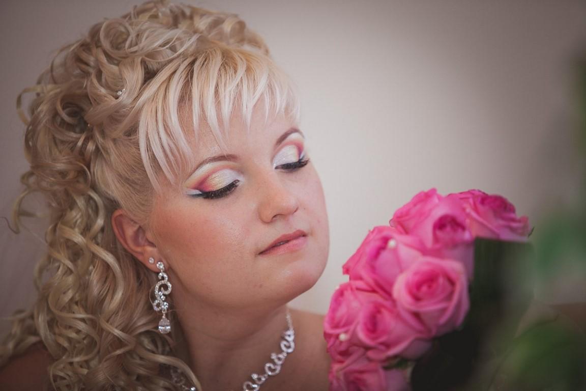 свадебные прически и макияж в н новгороде